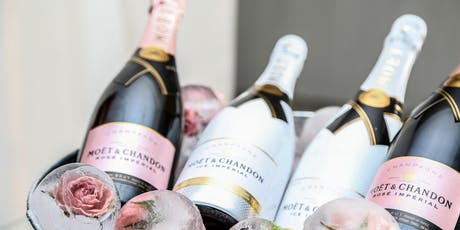 DISTRICT 7 DTLA! Bottomless Moet + Handcrafted Buffet & Day Party  tickets