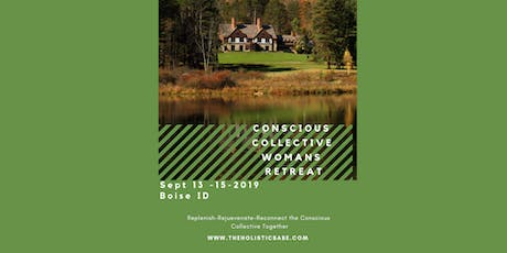 Conscious Collective Woman's Retreat tickets