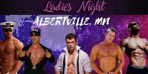 Albertville, MN. Magic Mike Show Live. Villa Bar & Grill
