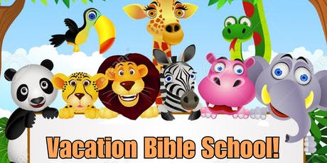 Vacation Bible School! (FREE) tickets