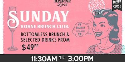 Beirne Brunch Club 3rd November