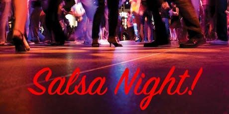 Salsa Night - Pick Your Playlist! tickets