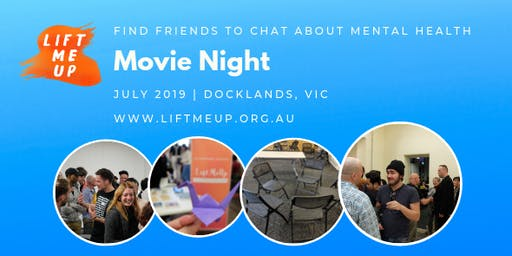 Movie Night - Find Friends To Chat About Mental Health