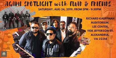 Agami Spotlight with Fuad & Friends tickets
