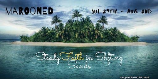 Oceanview Vacation Bible School 2019