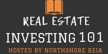 REI 101: Intro to Finding Your First Investment Deal tickets
