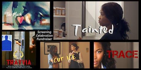 'Tainted' Short Film Screening, Fundraiser, & Celebration! tickets