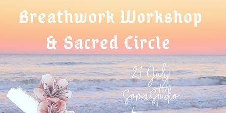 Breathwork & Sacred Circle Workshop - Tauranga tickets