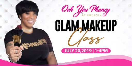 Ooh You Phancy Glam Make Up Class by Phoenix