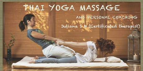 Thai Yoga Massage Practice at Central Park tickets