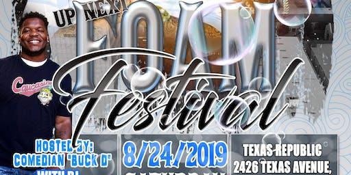 #UpNextFoamFest2019