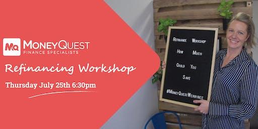 Refinance Workshop - MoneyQuest Werribee