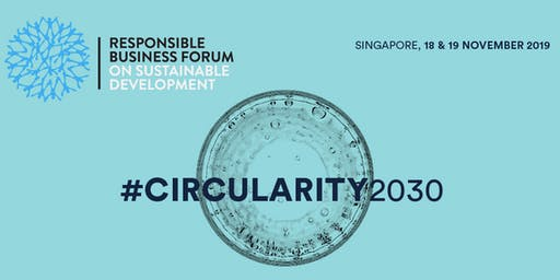 Responsible Business Forum on Sustainable Development Singapore 2019