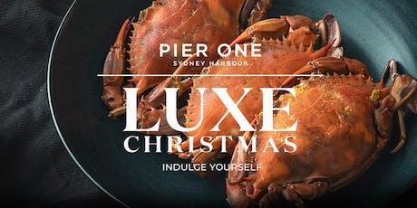 Luxe Christmas Buffet tickets