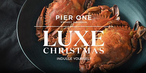 Luxe Christmas Buffet