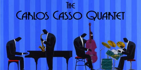 Carlos Casso Quartet at The Esquire Jazz Club tickets