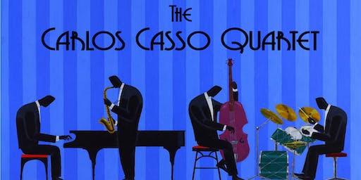 Carlos Casso Quartet at The Esquire Jazz Club