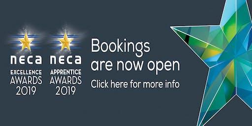 2019 NECA Tasmania Awards Gala Dinner