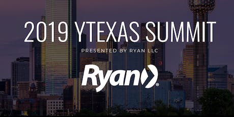 2019 YTexas Summit tickets