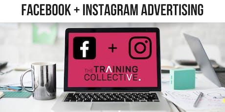 BRISBANE - Facebook + Instagram Advertising for Business tickets