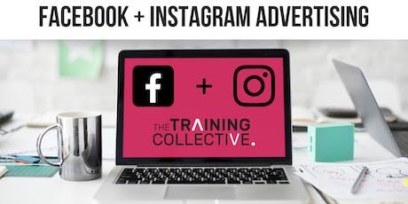 SUNSHINE COAST - Facebook + Instagram Advertising for Business tickets