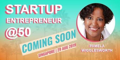Startup Entrepreneur @50 Sharing Session (REGISTER FREE) Biz tickets