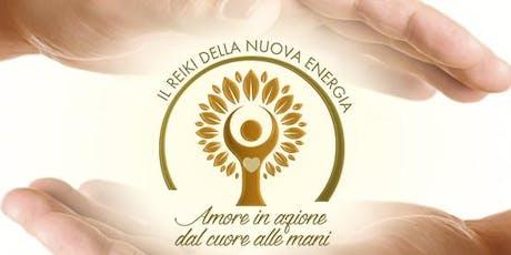 Seminario IL REIKI DELLA NUOVA ENERGIA - Milano - a donazione libera tickets