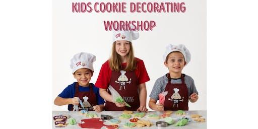 Muffin Break Cookie Decoration Workshop // School Holiday Fun