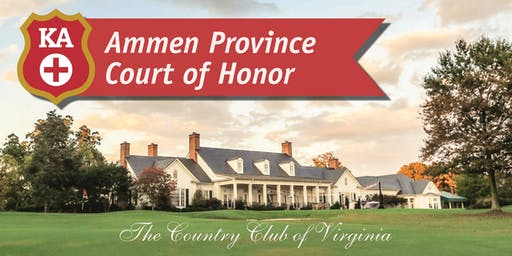 2019 Ammen Court of Honor