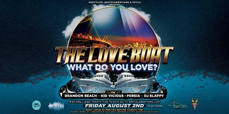 THE LOVE BOAT CRUISE tickets