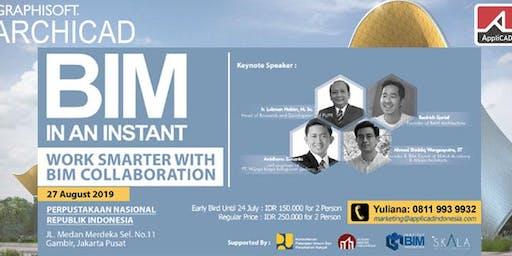 BIM in an Instant, BIM Conference 2019