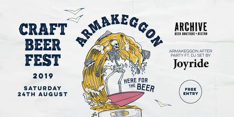 Armakeggon Craft Beer Fest tickets