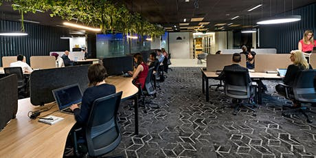 Victory Offices | Open Coworking Day | Collins Square tickets