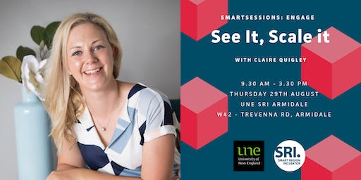SMARTSessions: See it, Scale it - Armidale