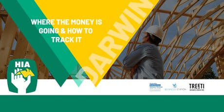 [Darwin] Where the money is going and how to track it (HIA NT Series) tickets