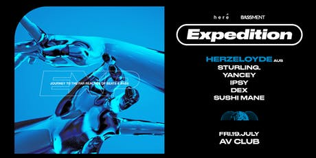 Expedition feat. Herzeloyde (AUS)   AV Club tickets