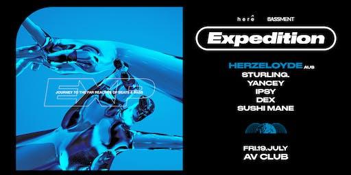 Expedition feat. Herzeloyde (AUS) | AV Club