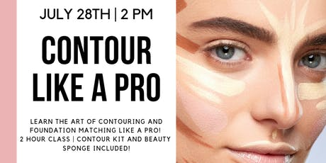 Contour Like a Pro Class  tickets