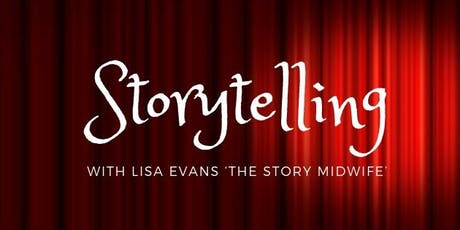 Storytelling Workshop - Share Your Story  tickets