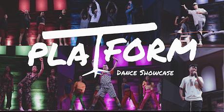 Platform Dance Showcase Summer 2019 tickets