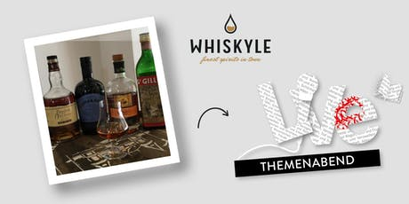 THEMENABEND: Rum-Tasting Tickets