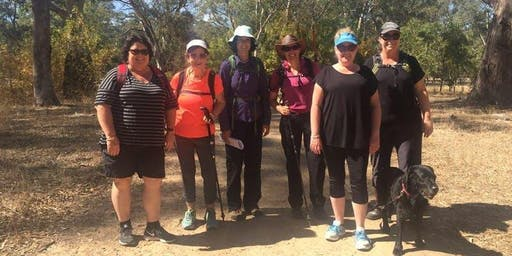 FREE Weekend Walks for Women - Belair 10th of August