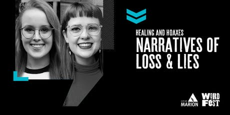 Healing and Hoaxes: Narratives of Loss and Lies at WordFest tickets