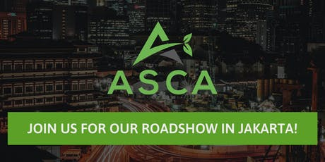 ASEAN Smart Cities Accelerator Roadshow in Jakarta tickets