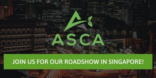ASEAN-Australia Smart Cities Accelerator Roadshow in Singapore