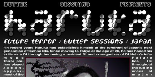 Butter Sessions wit Haruka, Sleep D, Tarquin Manek & Y-L Hooi, Jess Sneddon