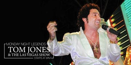 Tom Jones & The Las Vegas Show tickets