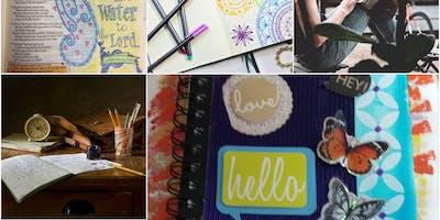 6wk x Creative Art Journaling Course