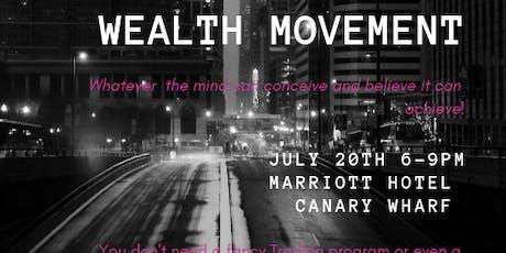 Wealth Movement  tickets