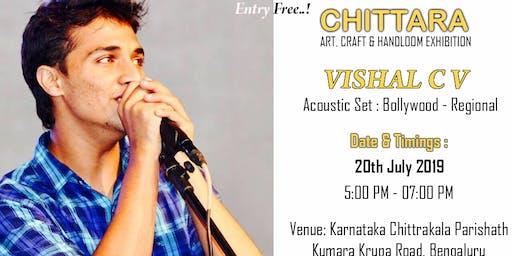 Vishal CV Live Performance